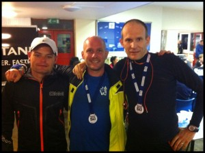 Lakeland 50 finish Ian young david best david coxon