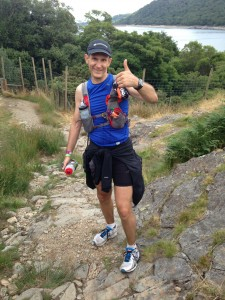 David Coxon doing Lakeland 100