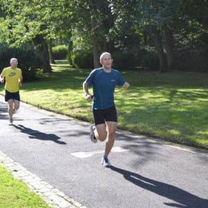 Black Hill Park run August 2013
