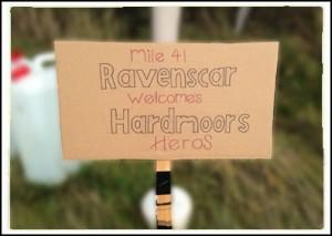 ravenscar welcomes hardmoors heros
